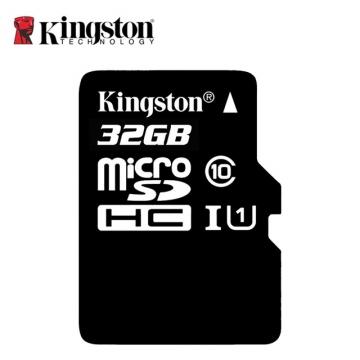 Kingston Memory card micro sd card 32GB class 10 4GB 8GB 16GB 32GB 64GB flash card Cartao Memoria black Micro SD 32GB