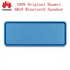 100% Original Huawei AM10 Portable Wireless Bluetooth Speaker Hands-free Speaker support TF card blue one size