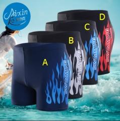 Plus Size Swimming pants swim briefs Man boy swim shorts B 2XL