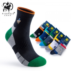 5 pairs/set Winter warm fashion cotton socks man 5 pairs/set free size free size