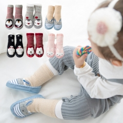 6 pairs/set Winter Thick warm cotton Toddler socks new born baby kids 0-3 years old 6  pairs/set xs,0-10 months