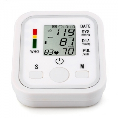 Home Health Care Blood Pressure Monitor Heart Beat Meter for Measuring Automatic