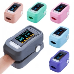 Medical Portable Finger Pulse Oximeter Fingertip Pulse Oximeter Pulsioximeter LED Heart Rate Monitor