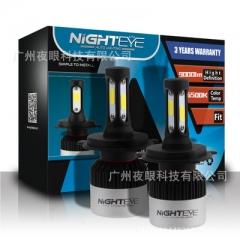 Automotive Led Headlight H4 LED Headlight H7 automotive headlight H4 H7 H11 9005 9006 LED lamp