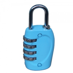 Hot sale Zinc Alloy Security 3 Combination Travel Suitcase Luggage Code Lock Padlock