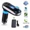 3-in-1 Universal Car Kit MP3 Player FM Transmitter AUX Wireless Car modulator radio 2 USB Charger