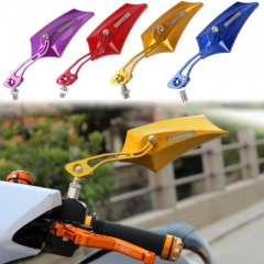 Motorcycle Rearview Mirror Scooter side mirrors motorcycle accessories rearview side mirror