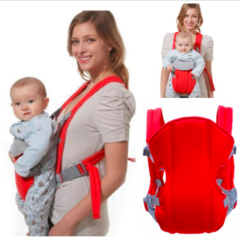 3-36 Months Baby Backpacks Carriers Comfortable Breathable Infant Backpack Waist Stool red one size