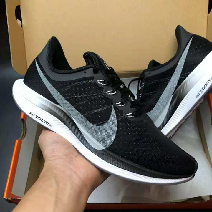 the latest 407ee ae9f9 2018 Sport shoes leisure NIKE ZOOM PEGASUS 35 TURBO men s running shoes  AJ4114 060 black 36