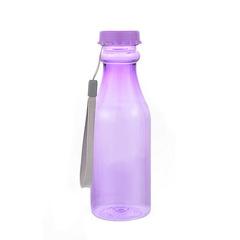 550mL Plastic Bottle For Water Unbreakable Frosted Leak-proof Plastic Kettle Portable Water Bottle 2