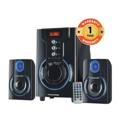 TAGWOOD MP-42A MULTIMEDIA SPEAKER SYSTEM WITH BLUETOOTH, FM RADIO BLACK black 29w+15w*2 42A