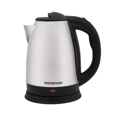 TG2018  RAPID  ELECTRIC STAINLESS STEEL CORDED  KETTLE  BLACK BLACK