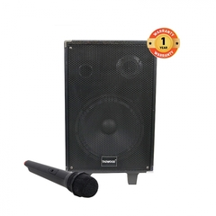 MP-10A OUTDOOR MULTIMEDIA SPEAKER With Bluetooth>FMRadio>USB Port>AUX>Guitar input>12000W black 12000 MP-10A