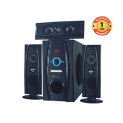 MP-3319 Multimedia Speaker System 3.1 with Bluetooth And FM Radio Black 8000W black 8000w MP-3319