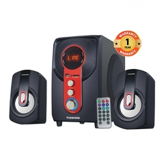 TAGWOOD MP-2160 Multimedia Speaker System with Bluetooth,FM Radio Black PM.PO 5500W black 5500W MP-2160