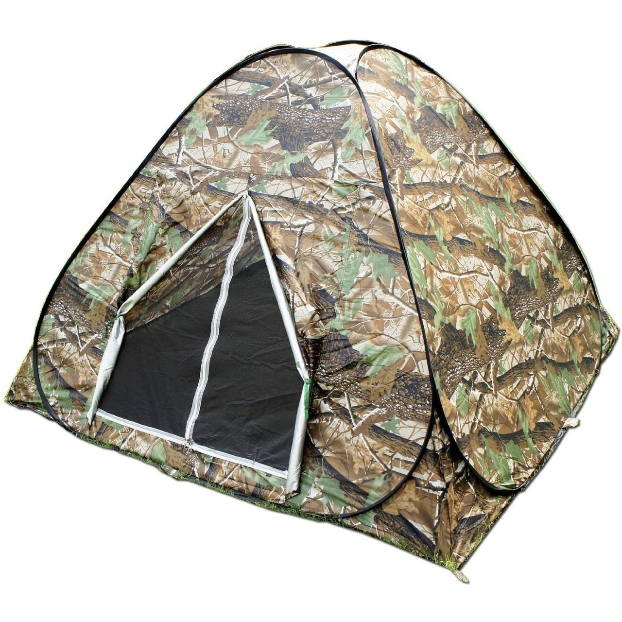 Camouflage 4 6 Anti Rain Automatic Set Up Camp Fishing Hunting