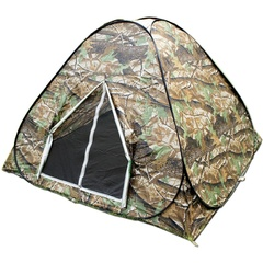 Camouflage 4-6 anti-rain automatic set up camp fishing hunting picnic tent camouflage one size