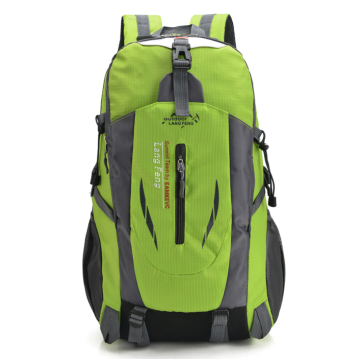 ba633dca8f16 Men masculina Waterproof Back Pack Designer Backpacks Male High Quality  Unisex Nylon bags Travel bag green