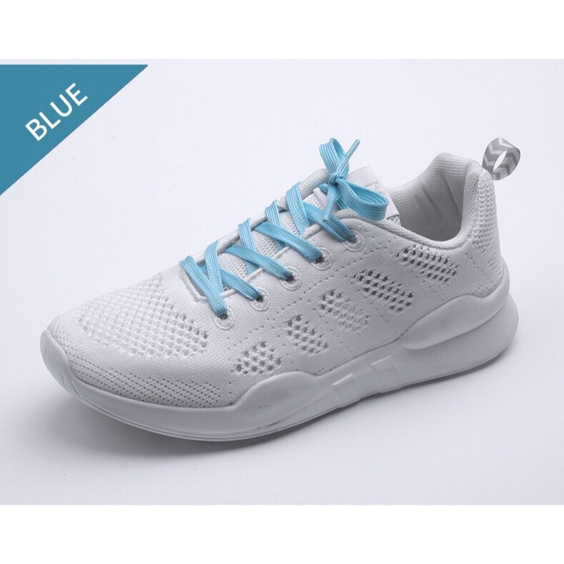 e5c5d85b4301 Hot Sell Unisex Sport Glowing Fluorescent Colored Laces White 90CM ...