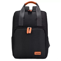 Fashion Popular Sport Men Women Canvas Backpacks School Bags Large Capacity Backpack Men Backpack Black One size