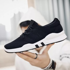 Hot Sale Lightweight Breathable Running Shoes Outdoor Walking Sneakers white 39