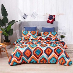 3 PCS Bedding Sets (1 Bed cover+2 Pillow covers) Graceful Fashion Cool Creative Printing 01 us twin