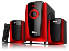G823 GLD Multimedia speaker systems