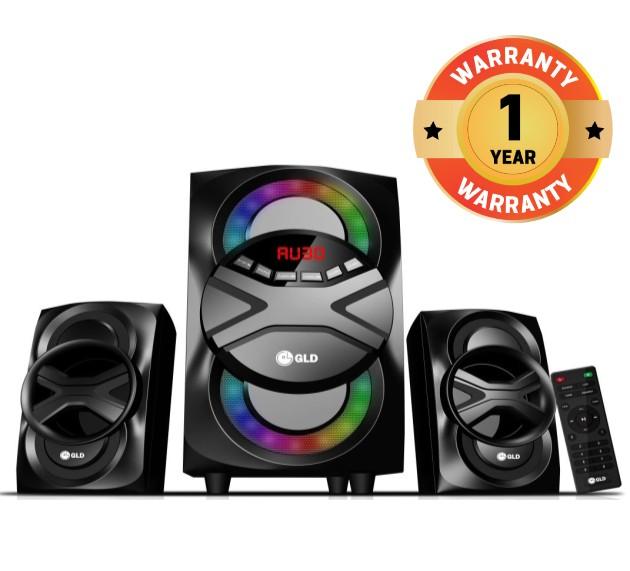 GLD A622 Multimedia Speaker black 96w A622