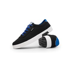 New Promotion in 2019 Crazy Selling Cheap Men's Canvas Leisure Student's Shoes black 39
