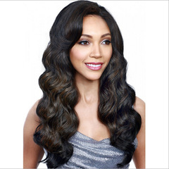 Limit promotion 3 days Synthetic Wigs High Quality Fashion Hair Wigs Women Wigs Big Waves Long Curls black long