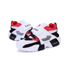 New Discounts in 2019 Crazy Price Men and Women Breathable Sports Leisure Lovers Running Shoes red 35