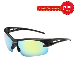 Crazy price sunglasses men and women cycling glasses cool  motor vehicles motorcycles sunglasses black frame(gold mercury) normal