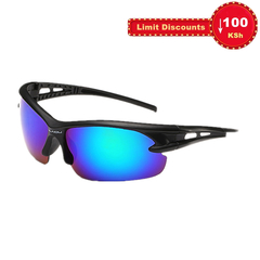 Crazy price sunglasses men and women cycling glasses cool  motor vehicles motorcycles sunglasses black frame(Green mercury) normal
