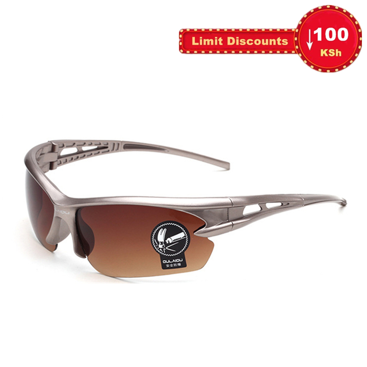 Limit Discounts sunglasses men's exclusive sunglasses for motor vehicles motorcycles Brown frame(brown lens) Normal
