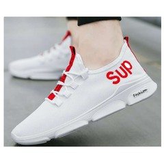 Quality Limit Promotion 3 Days Men's Sports Shoes Leisure Sneakers Fashion Running Shoes white 39