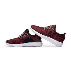 2019 Crazy price promotion 3 days men's shoes casual wear canvas shoes red 39