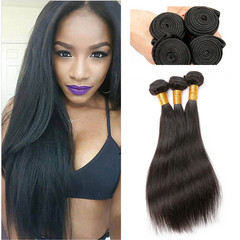 Limit Promotion Fashion African Human Black Wigs Long Straight Hair Curtain Wigs black 8 inch