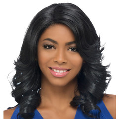 Crazy order flash price 3 hours long curly black wigs high temperature silk wig black long