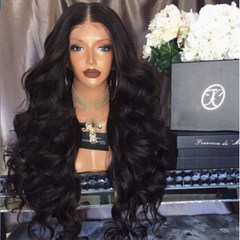 Explosive sale flash lower price long curly wigs fashion ladies wig as picture long