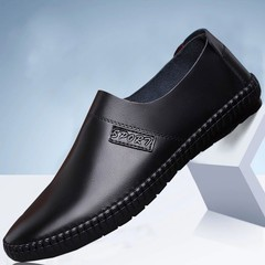 Grand Sale Breathable Wearable Mens Shoes Casual  Fashion Business Shoes black1 39 business