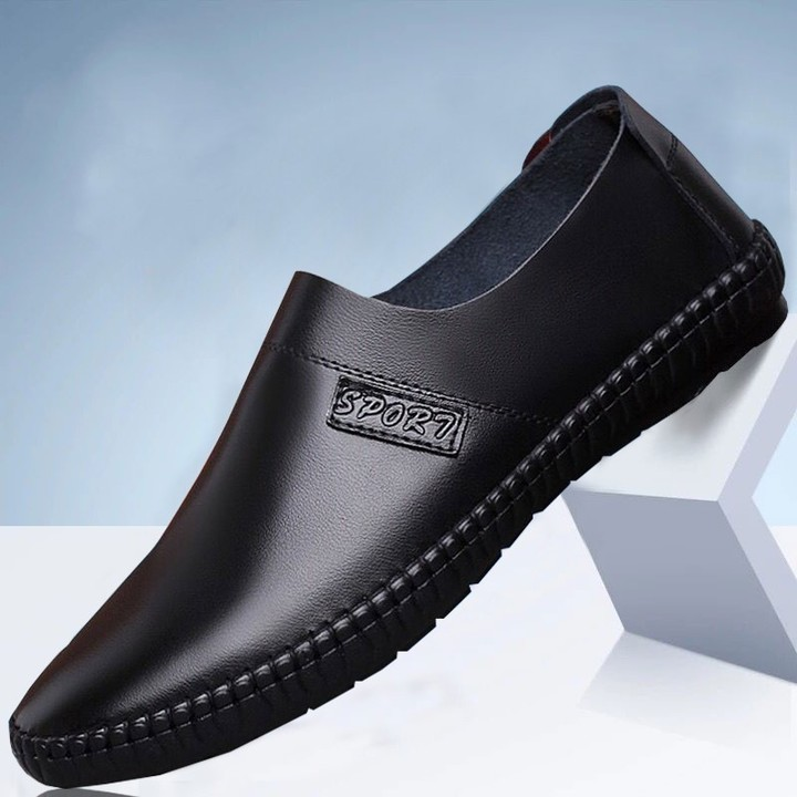 Grand Sale Breathable Wearable Mens Shoes Casual  Fashion Business Shoes black1 40 business