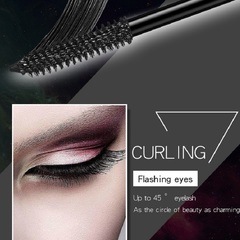 Starry sky mascara 4d slim, thick, curly, waterproof, sweatproof and non-smudge color  beauty makeup 1pcs