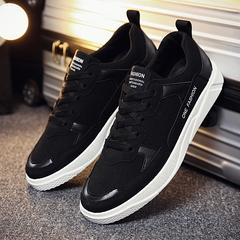Fashion Movement Shoes comfortable coconut men's shoes black 44