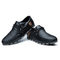 2018 new summer England small leather shoes peas casual shoes wild Korean fashion shoes black 42
