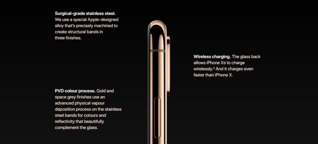 Apple iPhone XS 64GB space grey 5