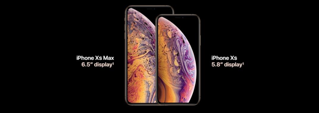 Apple iPhone XS 64GB space grey 4