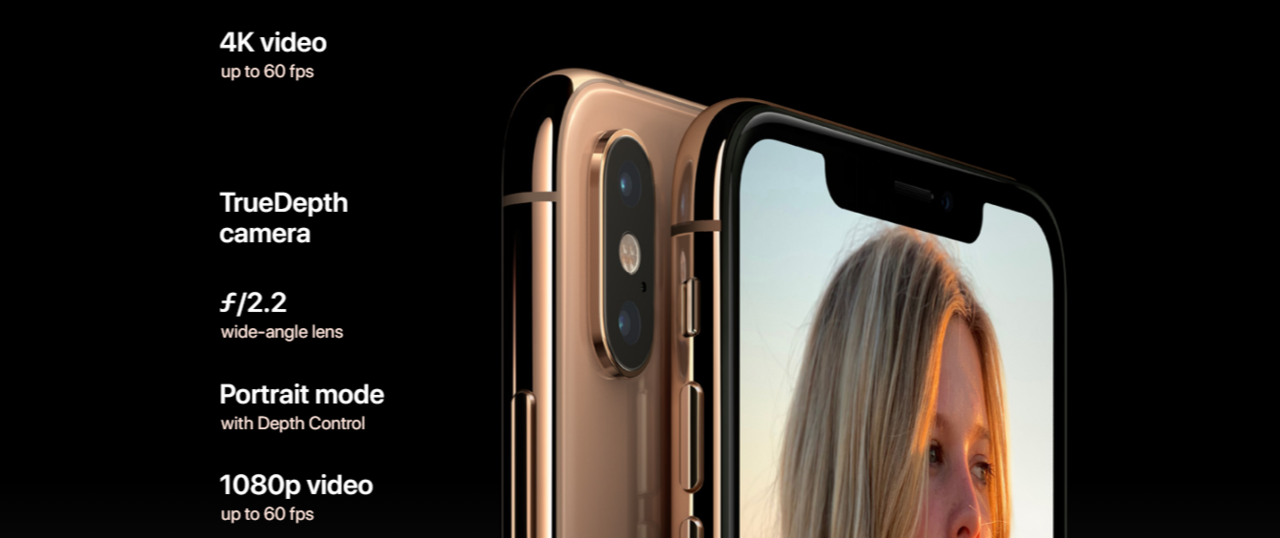 Apple iPhone XS 64GB space grey 7