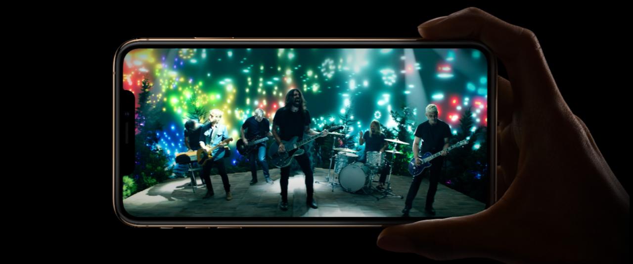 Apple iPhone XS 64GB space grey 8
