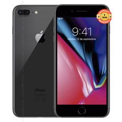 Apple iPhone 8 Plus, 64GB ( Single SIM ) space grey