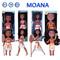 Movable Princess Moana Doll Model Toys Cartoon Marble Plastic Vinyl Dolls Christmas Gift for Girls B one size